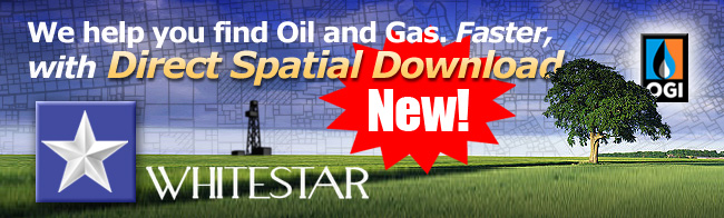 Whitestar and OGI Announce Direct Spatial Download!